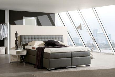 boxspringbett crown betten. Black Bedroom Furniture Sets. Home Design Ideas