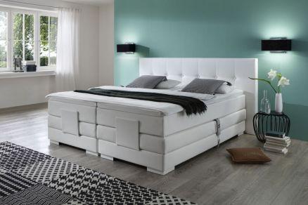 boxspringbetten hochwertige betten mit ohne bettkasten crown betten. Black Bedroom Furniture Sets. Home Design Ideas