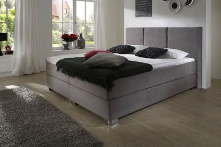 boxspringbett crown betten. Black Bedroom Furniture Sets. Home Design Ideas