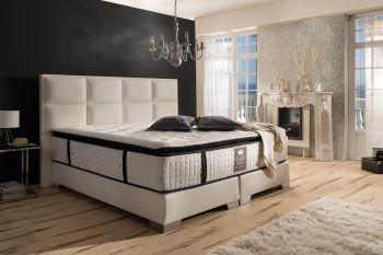 Boxspringbett luxus  Crown Betten • Exklusive Boxspringbetten, Testen Sie selbst