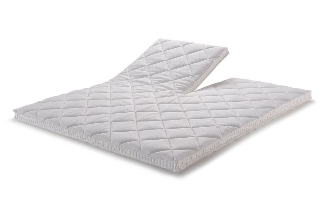split topper matratzen auflage 7 cm h he kaltschaum viskose gel. Black Bedroom Furniture Sets. Home Design Ideas