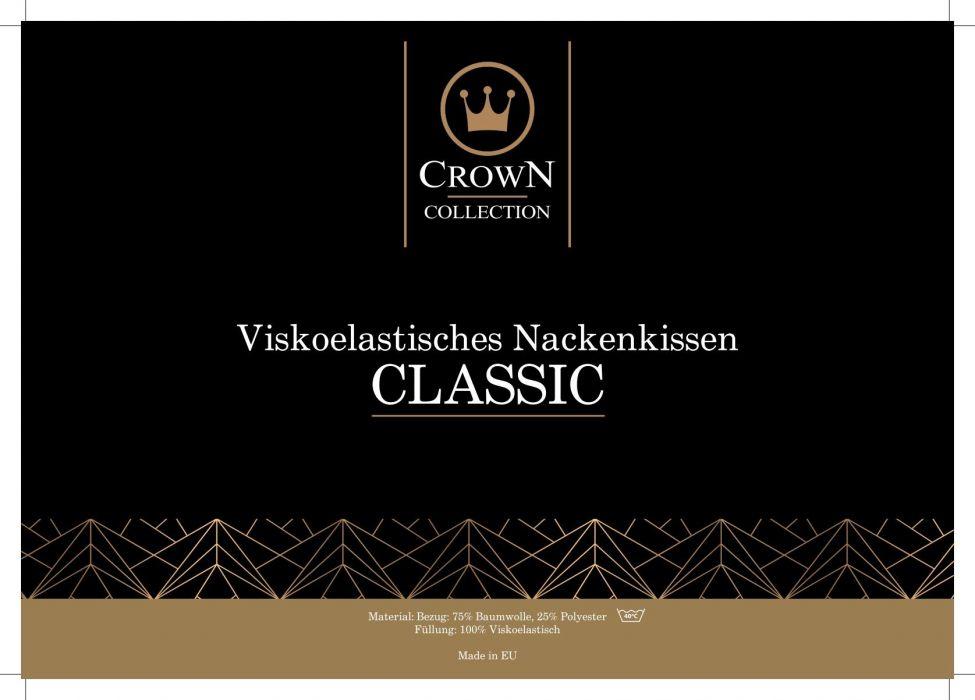 "Visko-Nackenkissen ""Classic"""