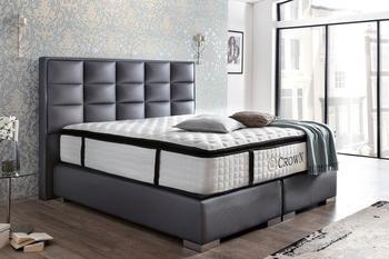 Crown Betten • Exklusive Boxspringbetten, Testen Sie selbst