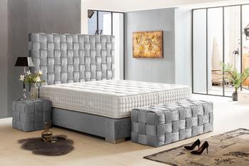 crown betten exklusive boxspringbetten testen sie selbst. Black Bedroom Furniture Sets. Home Design Ideas
